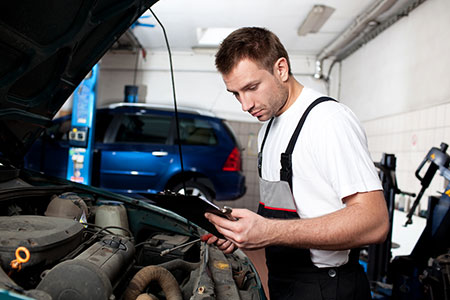 Auto care 20 point inspection